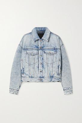 Alexander Wang Padded Denim Jacket