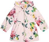 Ted Baker Girls' Light Pink Floral Print Jacket