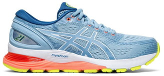 Asics Nimbus 21 Ladies Running Shoes