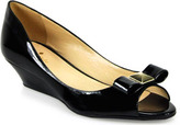 Kate Spade Tenor - Patent Leather Wedge
