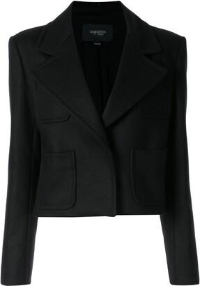 Giambattista Valli single-breasted fitted jacket