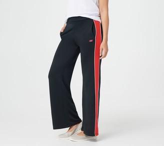 Skechers Apparel Skechtech Wide-Leg Pants