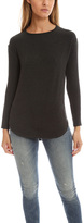 Majestic Filatures French Terry Long Sleeve Crewneck