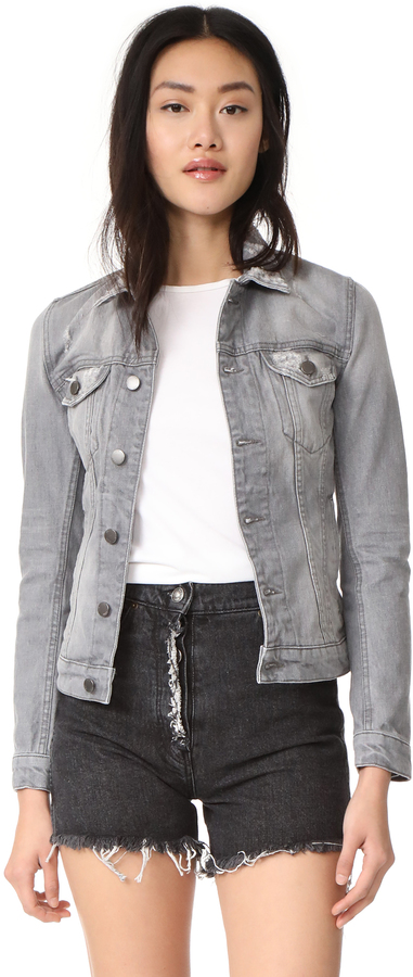 BLK DNM Slim Denim Jacket