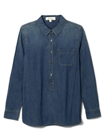 Two by Vince Camuto Denim Shirt