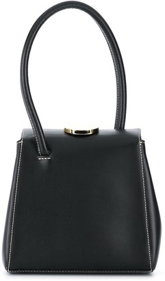 Little Liffner Mademoiselle round top handle satchel bag