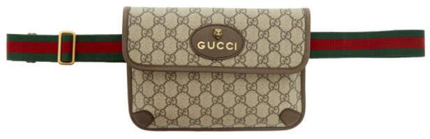 6288f5857c Beige GG Supreme Neo Vintage Belt Bag