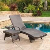 Christopher Knight Home Salem Beige Lounge Cushion (Set of 2)