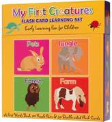 My First Creatures Flash Card Learning Set