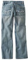 Helix slim bootcut jeans - boys 8-20