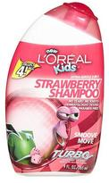 L'Oreal Kids Turbo Extra Gentle 2-in-1 Shampoo Strawberry (Alex)