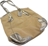 Prada Beige Shoulder Bag