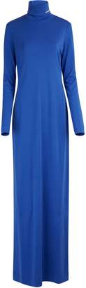 Calvin Klein Long-sleeved maxi dress