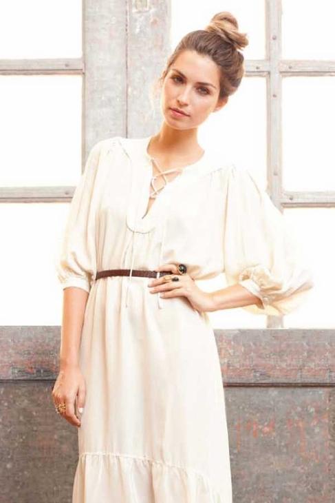 Winter Kate Jezbaa Dress in SeedPearl