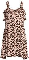 Tiare Hawaii Beatrice Leopard-Print Dress