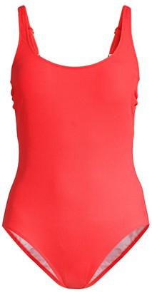 Gottex Swim Ribbed One-Piece