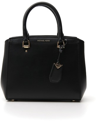 MICHAEL Michael Kors Benning Medium Satchel Bag