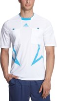 adidas Mens Referee FM UCL Short Sleeve Jersey Top Size S