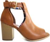 Christian Lacroix Camel Patrizia Ankle Boot