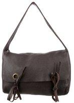 Miu Miu Grained Leather Shoulder Bag