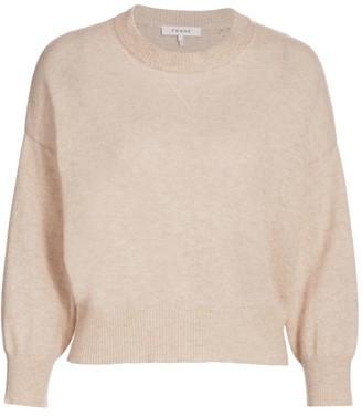 Frame Le High Rise Boxy Sweater
