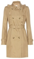 RED Valentino Cotton-blend Trench Coat