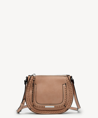 Sole Society Women's Dayla Crossbody Vegan Bag Leather Canyon Vegan Leather From
