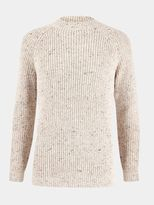 Burton Burton Oatmeal Turtle Neck Jumper