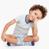 J.Crew Kids' pajama set in stripes
