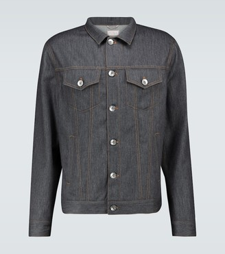 Brunello Cucinelli Wool denim jacket