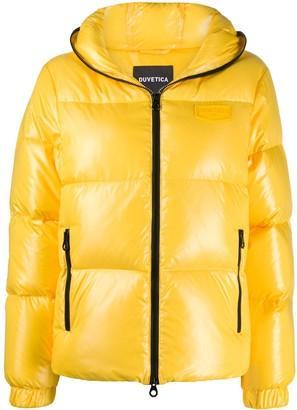 Duvetica Bellatrix short puffer jacket