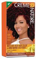 Crème of Nature Moisture Rich Hair Color C31 Vivid Red Kit