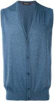 Loro Piana knitted vest - men - Silk/Cashmere - 50