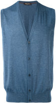 Loro Piana knitted vest - men - Silk/Cashmere - 54