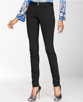 INC International Concepts Pants, Skinny Five-Pocket Ponte-Knit