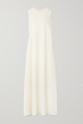 The Row Eno Crepe Gown - Ivory
