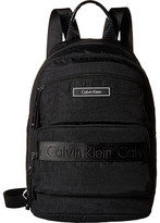 Calvin Klein CKP Distressed Backpack