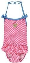 Steiff Baby Girls' Badeanzug Swimwear,12-18 Months
