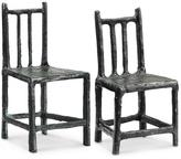 Chair Figurines - Set of 2