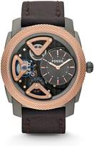 Fossil Men's ME1122 Machine Analog Display Quartz Watch
