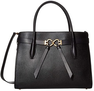 Kate Spade Toujours Large Satchel (Black) Bags