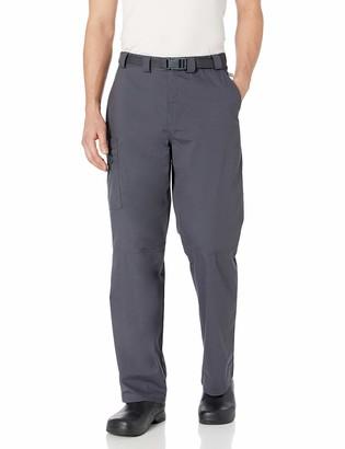 Code Happy Men's Straight Leg Belted Cargo Pant