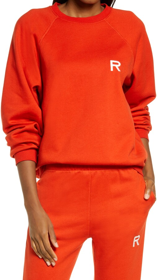 Thumbnail for your product : Rag Doll Vintage Raglan Sleeve Sweatshirt