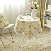 Tableclots Clot Pastoral Clot European Cotton And Linen Lattice Tableclot,Modern Table Round Table Coffee Clot