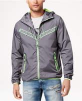 Superdry Men's Core Full-Zip Hooded Windbreaker