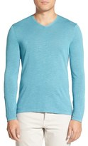 Zachary Prell Men's 'Donati' V-Neck Sweater