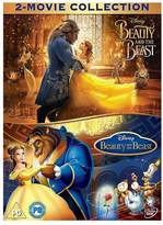 Disney Beauty And The Beast Beauty & The Beast (Live Action) DVD Boxset