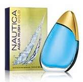 Nautica Aqua Rush Gold by 100ml / 3.4 oz Edt Spray for Men