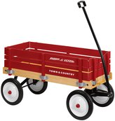 Radio Flyer Town and Country Wagon, Red