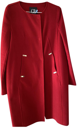 Georges Rech Red Wool Coats